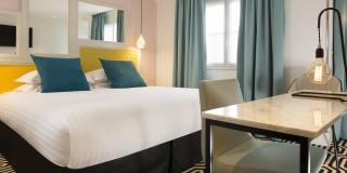 Bienvenue sur le nouveau site de l'hôtel Haussmann Saint-Augustin