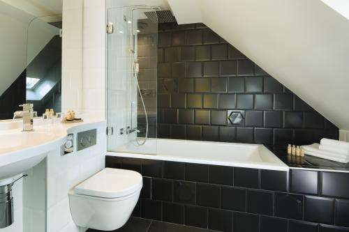 Haussman - Chambre Classique - Salle de bain