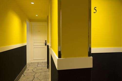 Haussman - Couloir
