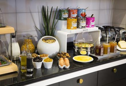 Haussman - Petit-déjeuner