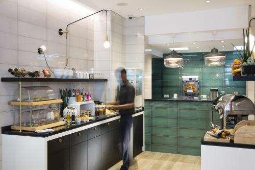 Haussman - Salle de petit-déjeuner
